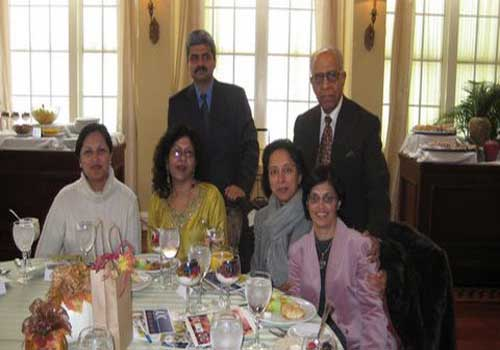 Interfaith Breakfast November 2008
