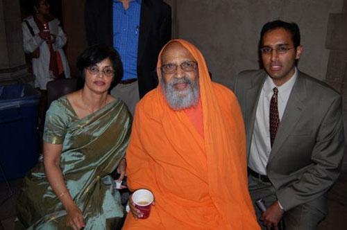 Pujya Swami Dayananda Saraswati