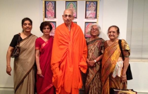 Swami Viditatmananda's Talk 2013