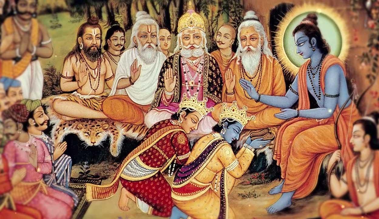 History of Hindu India
